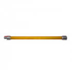 Dyson V7, V8, V10, V11 (Iron /Sprayed Nickel/Yellow) Quick Release Wand Assembly, 967477-08