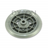 Dyson DC21, DC23 Outer Wheel Hub Titanium, 909797-01
