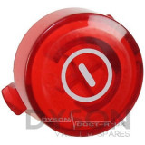 Dyson DC22 Scarlet Red Trans On Off Actuator Switch, 913308-01