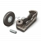 Dyson DC25 Tab Wheel Assembly Iron, 916185-01