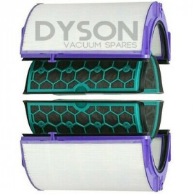 Dyson HP06, PH01, PH02, TP06 Pure Humidity and Cool Type Combi 360 HEPA Filter & Inner Activated Carbon Filter, 65-DY-30