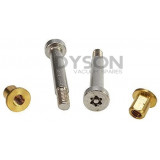 Dyson Airblade AB03, AB07, AB14 Front Fascia Middle Fixing Kit, 918207-01