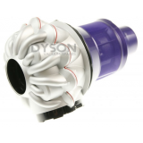 Dyson DC58, DC59, DC61, DC62, V6 Silver/Purple Cyclone Assembly, 965878-06