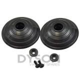 Dyson V6, V7, V8, V10, SV03, SV05, SV09, SV12 V-Ball Wheel Service Assembly, 966817-01