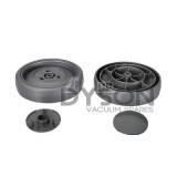 Dyson DC07 Vacuum Cleaner Wheel Kit, QUAWHE50