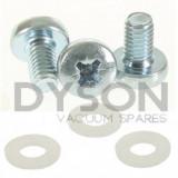 Dyson DC01 Soleplate Screw Kit, For Mvp89