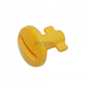Dyson DC03, DC04, DC07 Yellow Soleplate Fastener, 900130-01