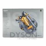 Dyson DC11 UK Instruction Pack, 907020-01